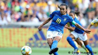 FIFA Frauenfußball WM 2019 Brasilien - Australien (Getty Images/Elsa)