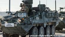 NATO Soldaten in Polen