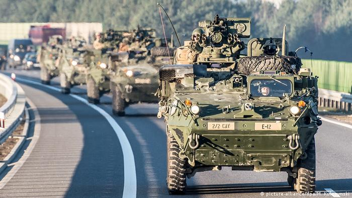 NATO soldiers in Poland