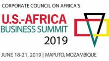 Logo 2019 U.S-Africa Business Summit