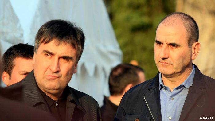 Веселин Маринов с Цветан Цветанов