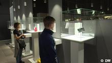 DW-Sendung Fokus Europa Bosnien War Childhood Museum