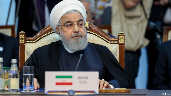 Presidente iraniano, Hassan Rohani