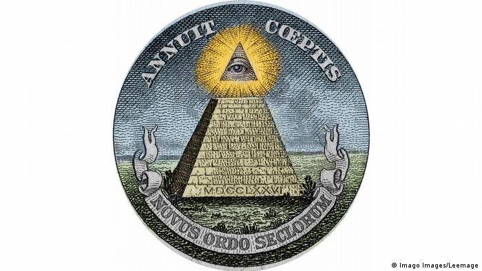 Symbol der Illuminaten (Imago Images/Leemage)