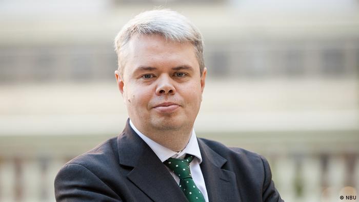Заступник голови Національного банку України (НБУ) Дмитро Сологуб