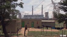 Eco Africa Kohlenverschmutzung in Südafrika