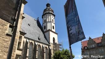 Thomaskirche in Leipzig (DW/G. Reucher)
