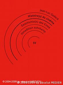 Rotes Cover der DVD mit Schrift (Suhrkamp/absolut medien)