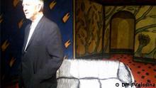 David Lynch, Ausstellung David Lynch – Dark Splendor in Max Ernst Museum in Brühl Das Foto ist von mir. © Ella Volodina