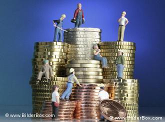 Symbolbild wirtschaftliocher Aufschwung (Bild: DW)