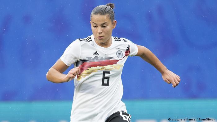 Fussball - FIFA Frauen-WM - Deutschland - Spanien
