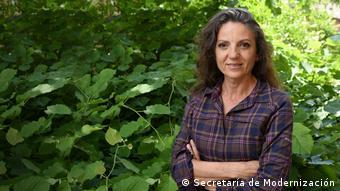 Sandra Myrna Díaz, argentinische Biologin
