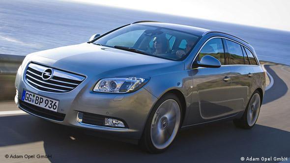 Pozytywnie zaskoczył Opel Insignia