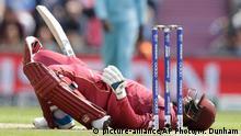 Kricket-WM - England vs Westindische Inseln (picture-alliance/AP Photo/M. Dunham)