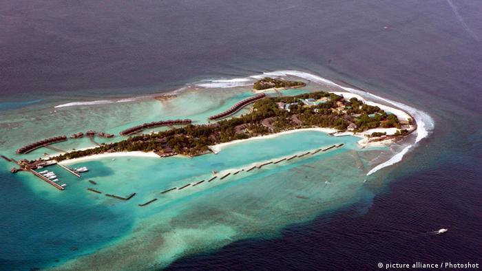 Malediven versinken Klimawandel (picture alliance / Photoshot)