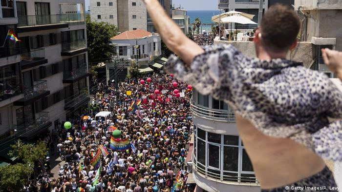 Israel - Gay Pride Parade in Tel Aviv (Getty Images/A. Levy)