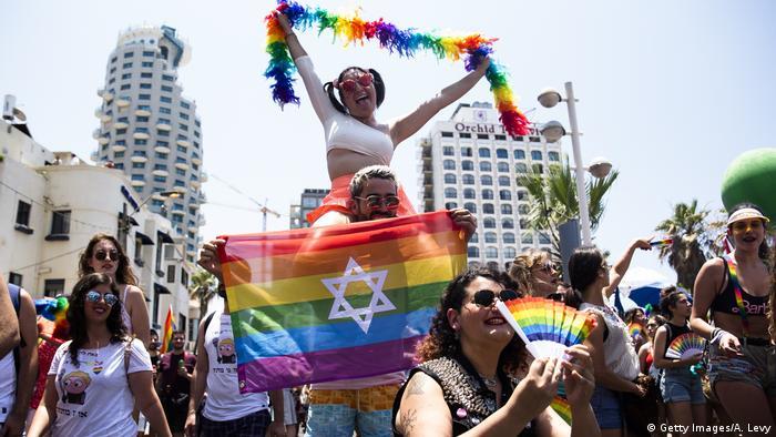 Israel - Gay Pride Parade in Tel Aviv (Getty Images/A. Levy)
