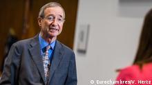 Christoph Leitl ist ein österreichischer Unternehmer und Politiker und Präsident der Europäischen Handelskammerverbands EUROCHAMBRES.