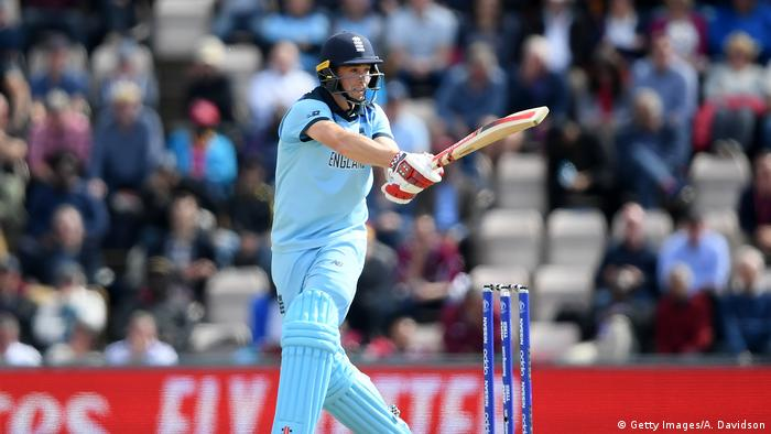ICC Cricket World Cup 2019 England - Westindische Inseln Chris Woakes (Getty Images/A. Davidson)