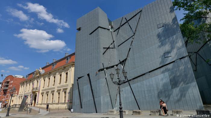Jewish Museum in Berlin Kreuzberg (picture-alliance/dpa)