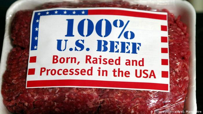 Trump: US will sell more ′great American beef′ to EU | News