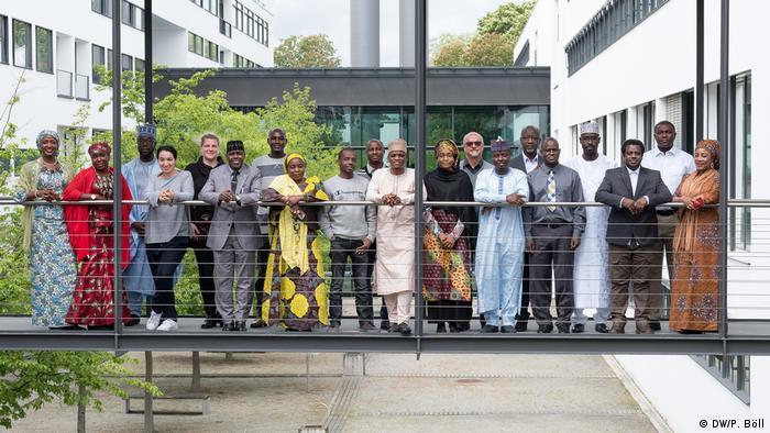 Guppenbild Hausa Redaktion