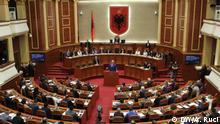 Albanien Tirana | Parlament