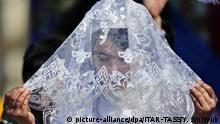 Terre des Femmes Junge Frauen fürchten Zwangsverheiratung im Urlaub (picture-alliance/dpa/ITAR-TASS/Y. Smityuk)