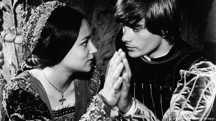 Romeo und Julia von Franco Zeffirelli