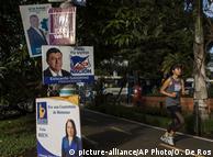 Guatemala steuert auf eine Stichwahl zu