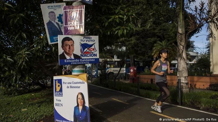 Guatemala Wahlen (picture-alliance/AP Photo/O. De Ros)