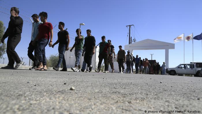 Zypern 2017 | Flüchtlinge aus Syrien in Nikosia