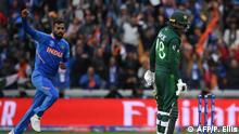 ICC Cricket World Cup - Indien v Pakistan | Hardik Pandya
