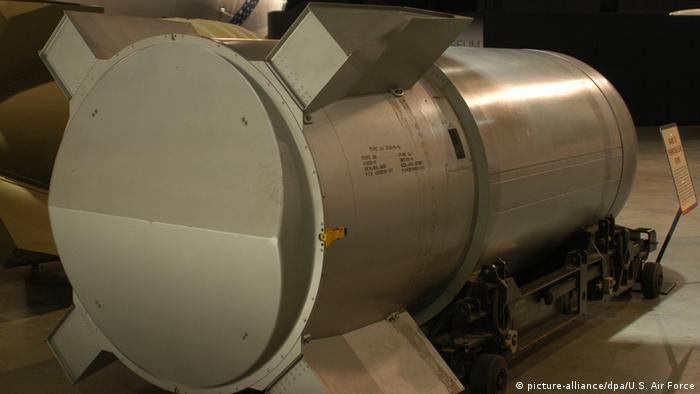 USA B-53-Atombombe - Atomsprengkopf