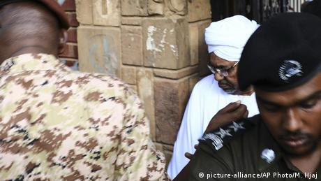 Sudan Bashir (picture-alliance/AP Photo/M. Hjaj)