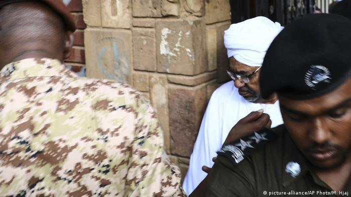 Sudan Bashir (picture-alliance/AP Photo/M. Hjaj)
