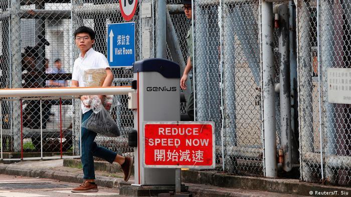 Joshua Wong (Reuters/T. Siu)