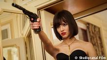 Anna ist ein Actionfilm von Luc Besson mit Sasha Luss, Helen Mirren und Cillian Murphy. ©Studiocanal Film