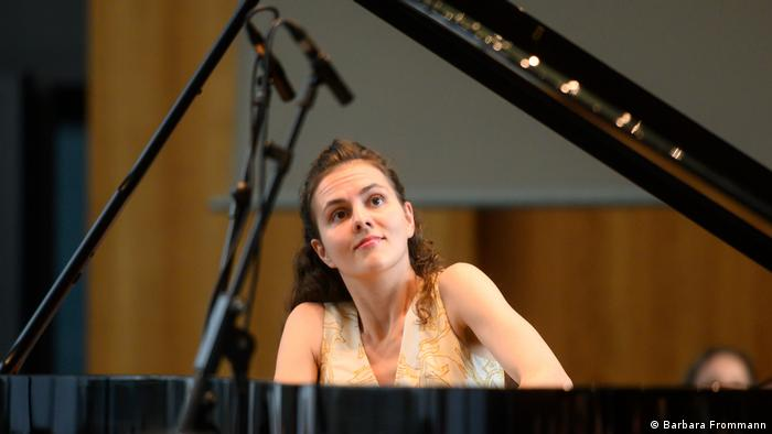 Abschluss des 22. Bonner Schumannfests: Die Pianistin Danae Dörken