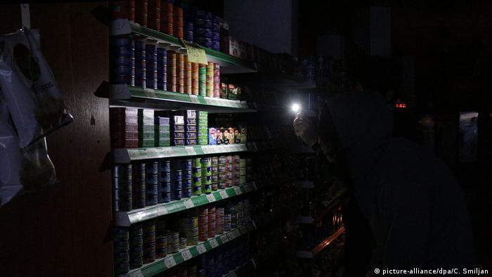 Argentinien Buenos Aires Stromausfall Hitzewelle