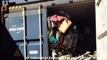 Indonesien USA Rücksendung von Müll