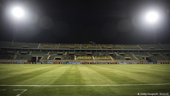 Suez Army stadium (Getty Images/K. Desouki)