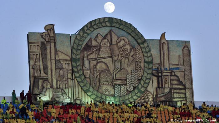 Ismailia Stadion (Getty Images/AFP/K. Desouki)