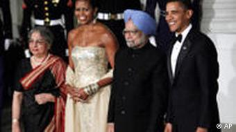 US-Präsident Barack Obama in Indien