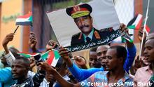 Sudan Khartum | Anhänger von General Abdel Fattah al-Burhan