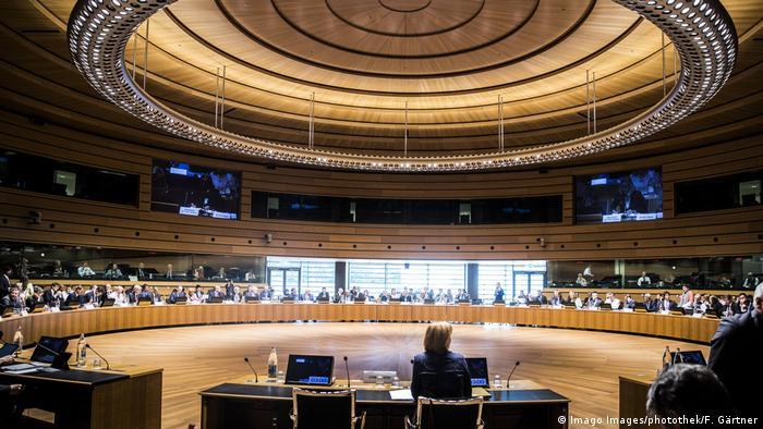 EU Außenministertreffen in Luxemburg