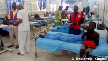 Nigeria Selbstmordanschlag im Staat Borneo   Krankenhaus in Maiduguri