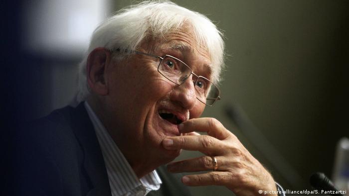 Resultado de imagem para Habermas, 90 anos de inquietude filosófica