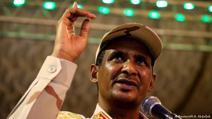 General Mohamed Hamdan Dagalo (Reuters/M.N. Abdallah)