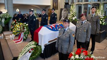 Deutschland Trauerfeier für Walter Lübcke (Reuters/S. Pfoertner)